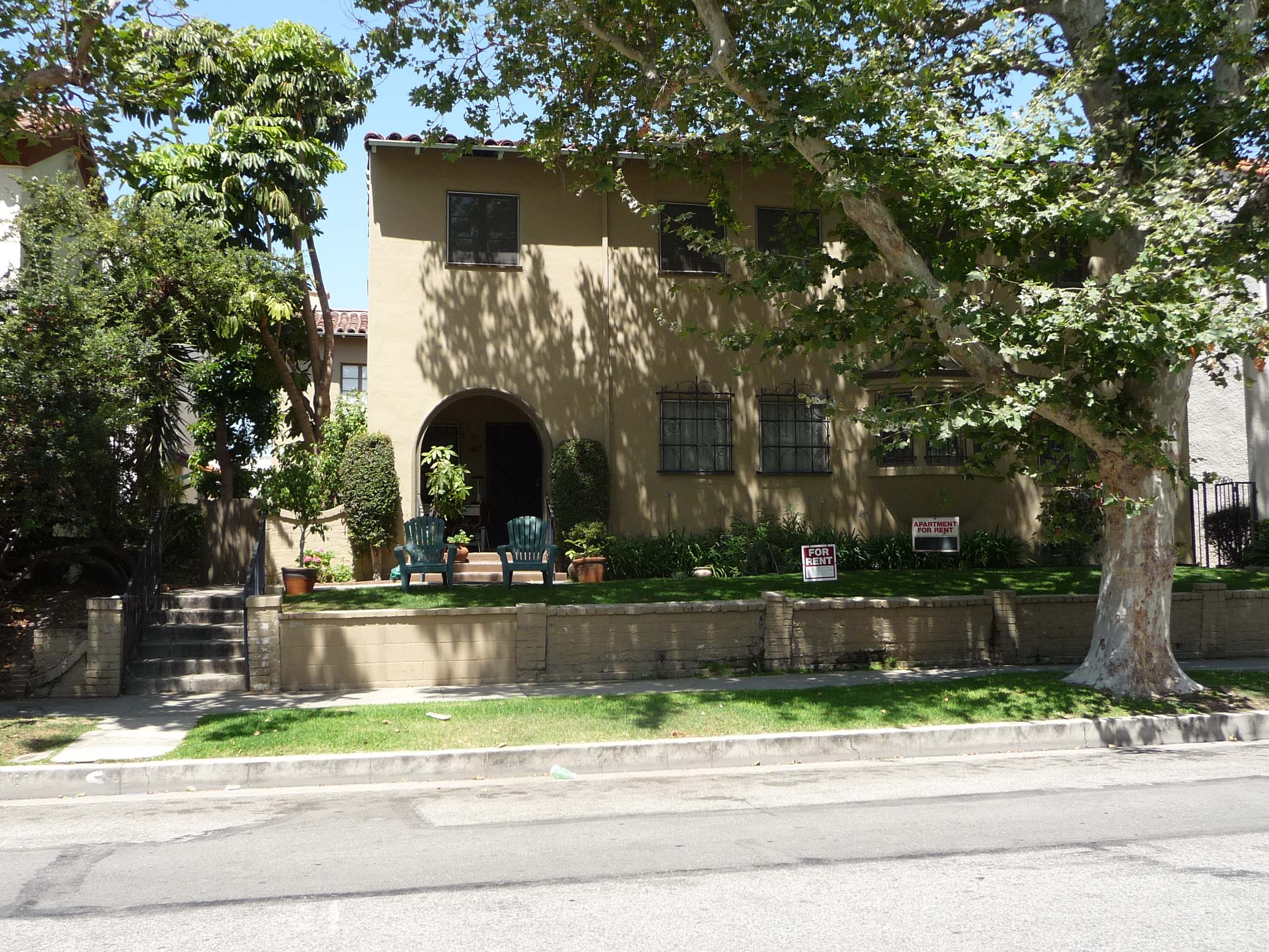 173 N SYCAMORE AVE - PHOTO
