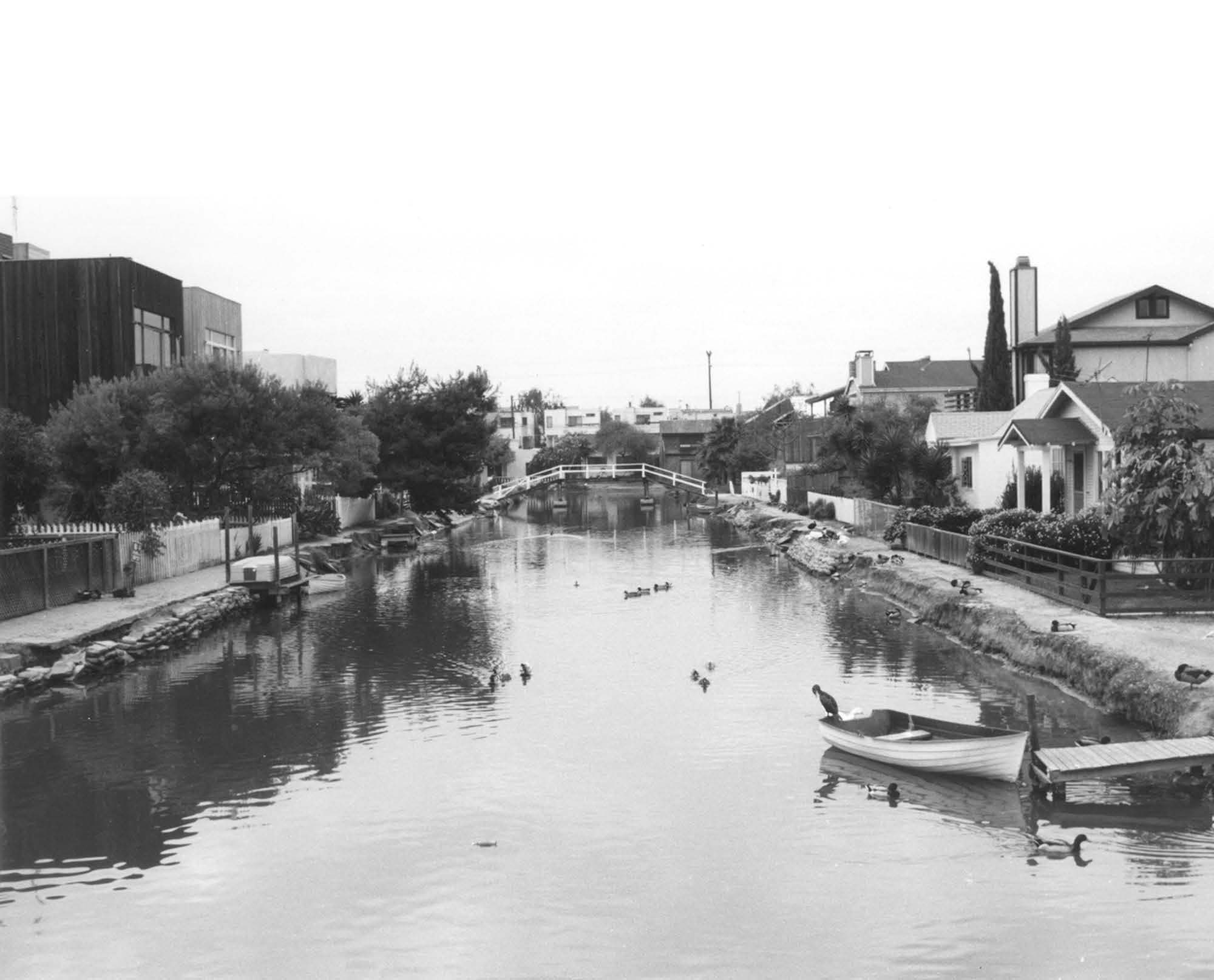 Venice Canal System - PHOTO