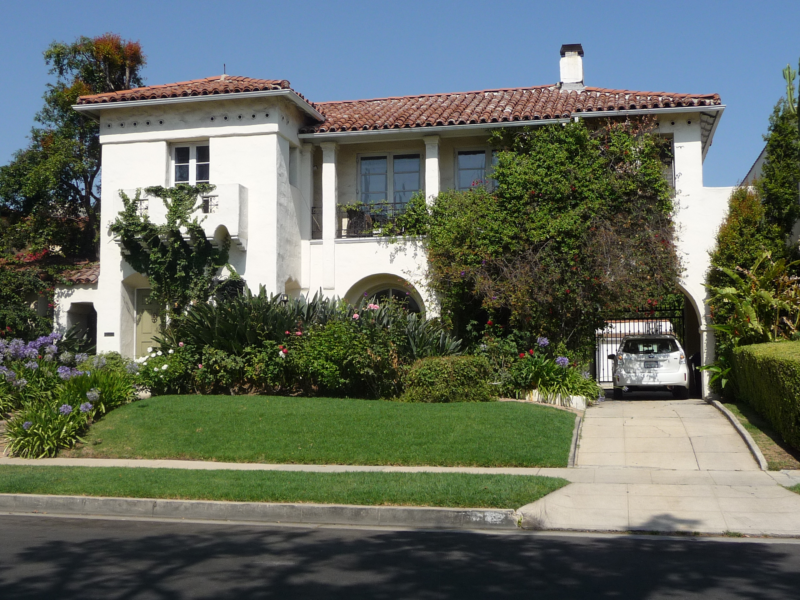 324 N MANSFIELD AVE - PHOTO