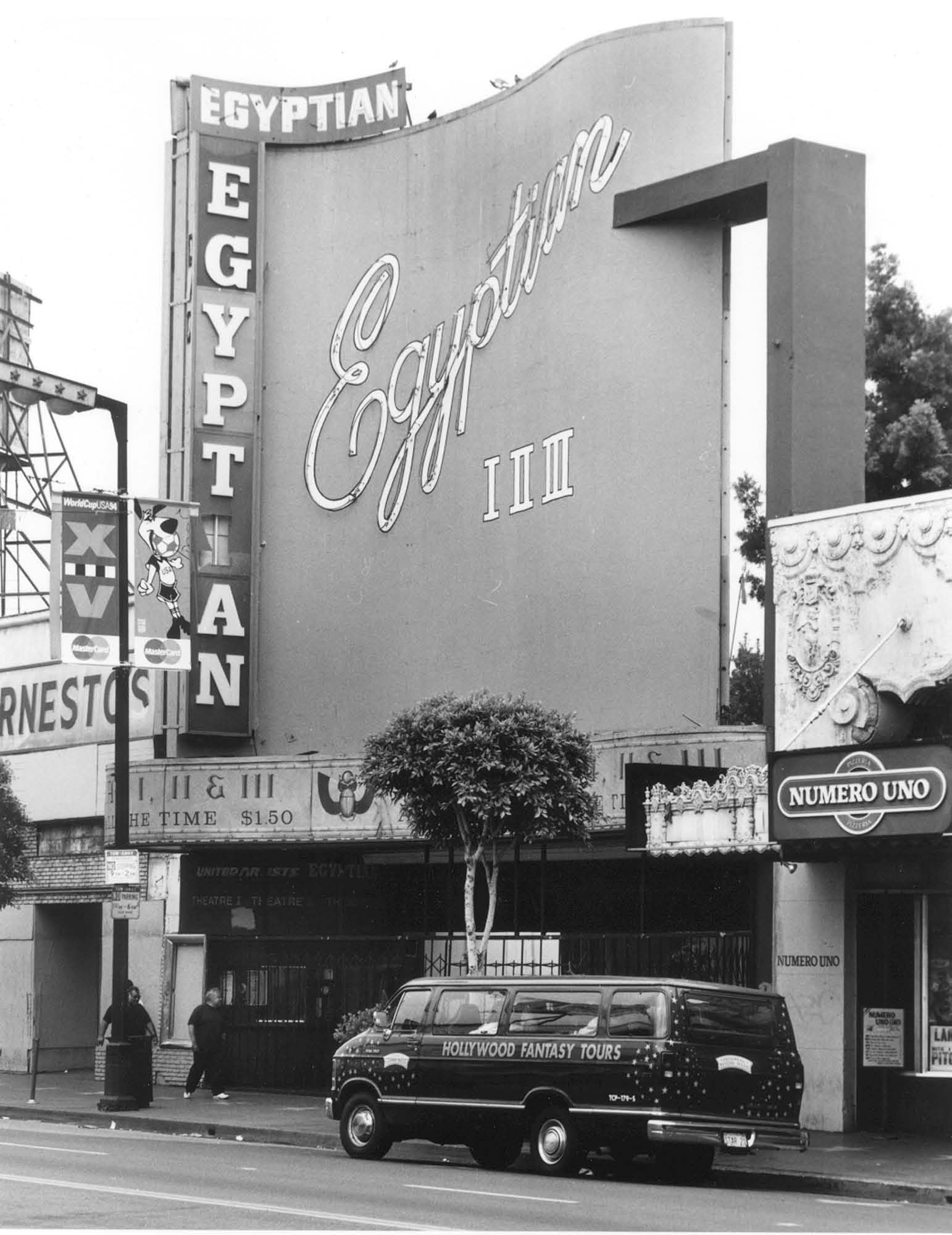 Egyptian Theatre - PHOTO